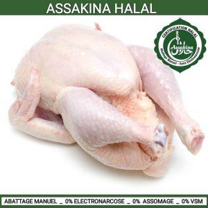 Assakina poulet